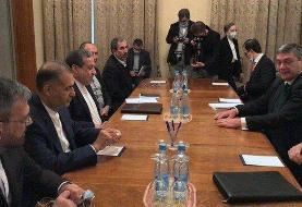 رایزنی عراقچی با معاون وزیر خارجه روسیه در مورد مناقشه قره باغ