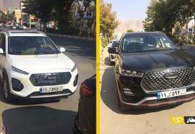 تصاویر | جدیدترین خودرو بازار ایران | داخل کابین چری تیگو ۷ جدید را ببینید