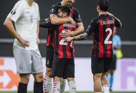 پیروزی میلان و لسترسیتی در لیگ اروپا