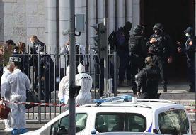 یک سر بریدن دیگر در فرانسه | سه نفر در کلیسایی در نیس کشته شدند