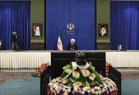روحانی: تحریم مردم را اذیت کرده اما نتوانسته ما را بشکند