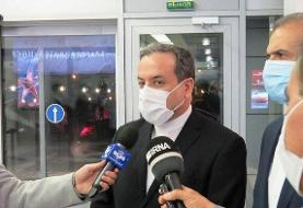 عراقچی: منتظر پاسخ طرفهای مناقشه قره باغ به طرح تهران هستیم