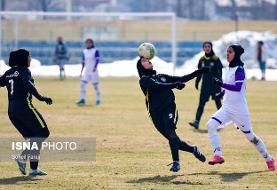 آغاز لیگ برتر فوتبال زنان از ۷ آذر