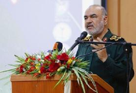 سپاه پاسداران میگوید «نسل جدید» موشکهای بالستیک را آزمایش کرده است