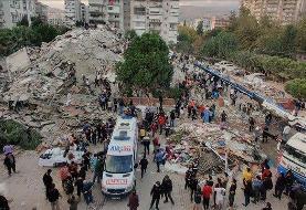 کمک هلال احمر ایران به ترکیه منوط به درخواست آن کشور است