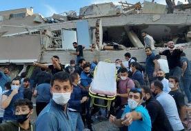 وقوع زلزله مهیب در ترکیه/ شش کشته و ۲۲۰ مصدوم