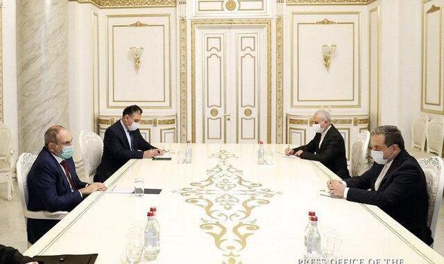قدردانی وزیر خارجه جمهوری آذربایجان از پیشنهاد ایران برای حل مناقشه قره باغ