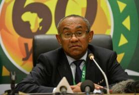 رئیس کنفدراسیون فوتبال آفریقا هم به کرونا مبتلا شد