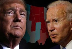 جو بایدن: اگر فلوریدا هم آبی شود کار ترامپ تمام است