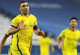 ۵ مبتلا به کرونا در تیم النصر عربستان