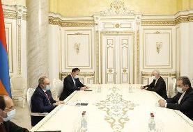 عراقچی با نخست وزیر ارمنستان دیدار و گفتگو کرد
