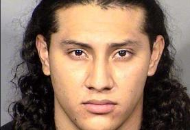 Las Vegas police charge driver after man pushed a cyclist to her death, fell out a minivan ...
