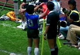 مارادونا مقابل انگلیس در جامجهانی ۱۹۸۶ چقدر خوب بازی کرد؟