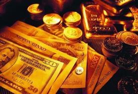 نزولی شدن قیمت جهانی، نرخ ارز و تقاضای سفتهبازها سکه و طلا را ارزان کرد