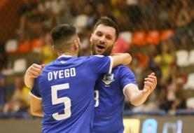 شرایط عجیب تیم ملی فوتسال برزیل برای بازی با اسپانیا