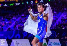 انصراف ژاپن از حضور در رقابتهای کشتی قهرمانی جهان