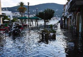 شمار کشتههای زمینلرزه قوی ترکیه و یونان ۱۴ نفر رسید