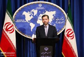 هشدار ایران به آمریکا/ به دیوان بین المللی دادگستری شکایت می کنیم