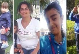 یک ایرانی در رابطه با مرگ خانواده ایراننژاد در فرانسه بازداشت شد
