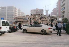 زلزله شدید در ترکیه/ ۶ کشته و ۲۲۰ مصدوم