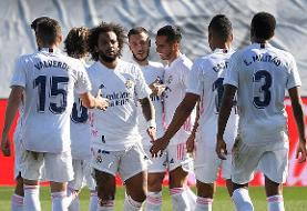 پیروزی آسان رئال مادرید در آلفردو دی استفانو