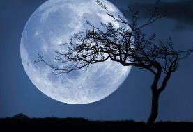 ماه آبی؛ ترسناکترین آسمان برای هالووین