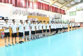 ٢٨ بازیکن به اردوی تیم هندبال نوجوانان ایران دعوت شدند