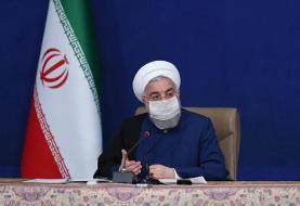 روحانی: محدودیتهای جدید در ۲۵ مرکز استان و ۴۶ شهرستان اعمال میشود