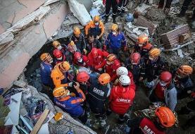 شمار قربانیان زلزله ترکیه به ۳۵ تن رسید