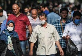 شناسایی و جریمه پیادههای بدون ماسک کلید خورد | تاکنون ۲۶۰۰ نفر شناسایی شدهاند