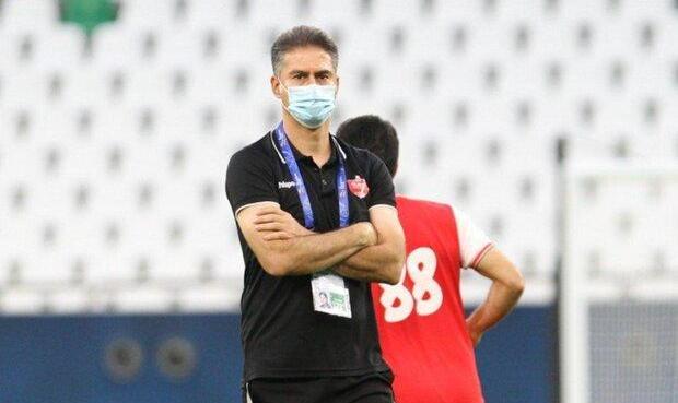 بلندی چمن کار بازیکنان را سخت کرد/ از اخراج گلمحمدی تعجب کردم