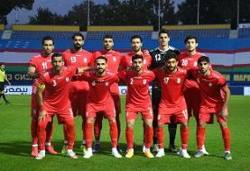 زمان و مکان بازی ایران و بوسنی اعلام شد