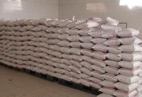 کشف انبار احتکار در خوی با ۱۷ تن آرد قاچاق