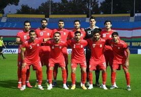 اعلام مکان و ساعت بازی تیم ملی فوتبال ایران مقابل بوسنی