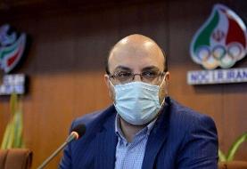 علی نژاد در جلسه آنلاین هیات رئیسه فدراسیون جهانی ووشو