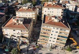 افزایش شمار قربانیان زلزله «ازمیر» ترکیه به ۴۹ تن