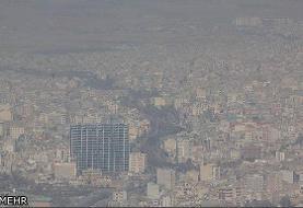 آلودگی هوا ی اراک از سرگرفته شد/ هشدار به گروههای حساس