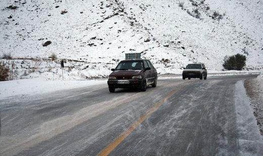 جاده کیاسر بسته شد/ توضیحات پلیس راه