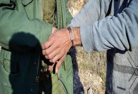 سارق حرفهای در ملکشاهی دستگیر شد