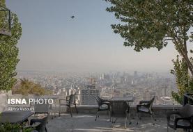 غلظت آلاینده دیاکسید گوگرد در برخی نقاط تهران تا۵۰ درصد بیشتر شده است