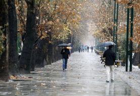 باران هم هوای اصفهان را پاک نکرد/هواسالم است