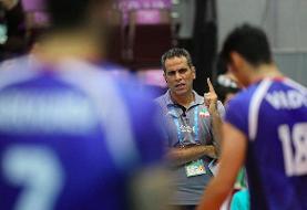 آرمات: کادر فنی تیم والیبال نوجوانان به زودی معرفی می شود