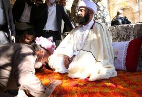Yazidis appoint new spiritual leader in Iraq - in pictures