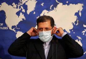 سخنگوی وزارت امورخارجه ایران خبر صدور حکم حبس برای دیپلمات ایرانی از ...
