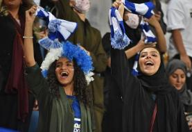 Saudi Arabia first women's football league kicks off
