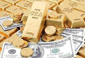 قیمت طلا، سکه و دلار در بازار امروز ۱۳۹۹/۰۸/۲۹/ دلار گران شد؛ طلا ارزان