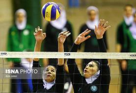 پیروزی حساس ذوبآهن برای نایب قهرمانی والیبال زنان