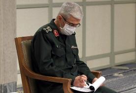 پیام تسلیت رئیس ستاد نیروهای مسلح به سرلشکر «فیروزآبادی»