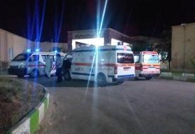تشریح آخرین وضعیت مصدومان حادثه آتشسوزی پتروشیمی خارگ