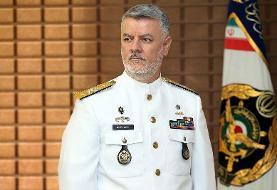 خبر موشکی مهم از فرمانده نیروی دریایی ارتش/ مقایسه قیمت ناوشکن ایرانی با نمونه های خارجی آن